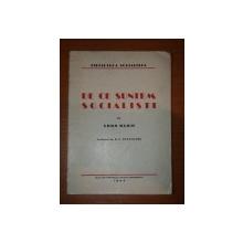 DE CE SUNTEM SOCIALISTII-LEON BLUM,1944
