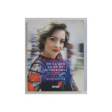 DE LA 100 LA 50 DE KILOGRAME - VREAU , POT , FAC , PENTRU CA MERIT ! de IRINA REISLER , 2019