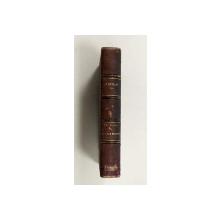 DE PARIS A L'ILE DES SERPENTS A TRAVERS LA ROUMANIE, LA HONGRIE ET LES BOUCHES DU DANUBE par CYRILLE - PARIS, 1876