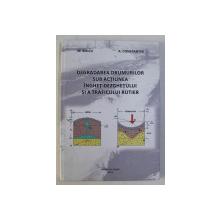 DEGRADAREA DRUMURILOR SUB ACTIUNEA INGHET-DEZGHETULUI SI A TRAFICULUI RUTIER de M. BOICU , A. CONSTANTIN , 2013