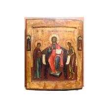 DEISIS, ICOANA RUSIA SECOLUL XVIII