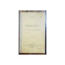 DELAVRANCEA, INOCENT - BUCURESTI, 1904