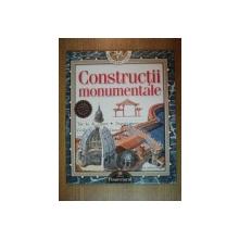 DESCOPERA LUMEA , CONSTRUCTII MONUMENTALE NR. 4