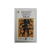 DESPRE EROI SI MORMINTE de ERNESTO SABATO , 1997