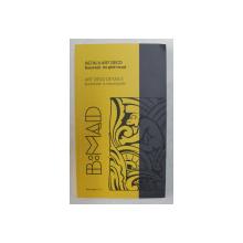 DETALII ART DECO , BUCURESTI , UN GHID VIZUAL / ART DECO DETAILS BUCHAREST , A VISUAL GUIDE DE ANDREEA - ILEANA IARU POPIRLAN , 2020