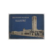 DEUTSCHES MUSEUM ILLUSTRE , EDITIE INTERBELICA
