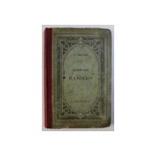 DEUXIEME ANNEE D ' ANGLAIS - EXERCICES GRADUES ET PRATIQUES par ALEXANDRE BELJAME , 1898