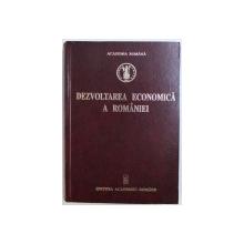 DEZVOLTAREA ECONOMICA A ROMANIEI de AUREL IANCU , 2003