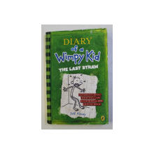DIARY OF A WIMPY KID - THE LAST STRAW by JEFF KINNEY , 2009