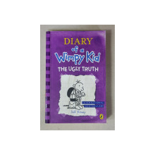 DIARY OF A WIMPY KID - THE UGLY TRUTH  by JEFF KINNEY , 2010