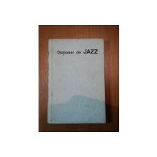 DICTIONAR DE JAZZ-MIHAI BERINDEI,BUC.1976