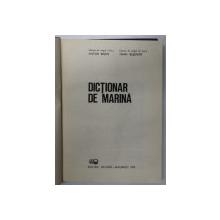 DICTIONAR DE MARINA-A.BEJAN,M.BUJENITA,BUC.1979