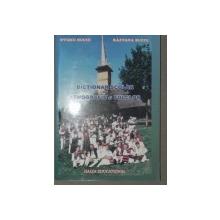 DICTIONAR SCOLAR DE ETNOGRAFIE SI FOLCLOR-OVIDIU SUCIU SI RAZVAN SUCIU CLUJ-NAPOCA 2007