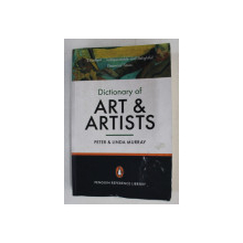 DICTIONARY OF ART and ARTISTS by PETER and LINDA MURRAY , 1997