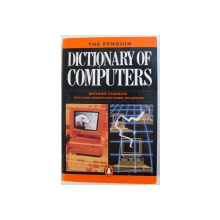 DICTIONARY OF COMPUTERS by ANTHONY CHANDOR , 1985