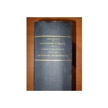 DICTIONNAIRE CLASSIQUE DE LA LANGUE FRANCAISE-H.BESCHERELLE JEUNE