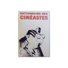 DICTIONNAIRE DES CINEASTES par GEORGES SADOUL , 1965