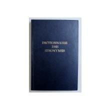 DICTIONNAIRE DES SINONYMES par EMILE GENOUVRIER ...TRISTAN HORDE , 1991