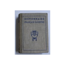 DICTIONNAIRE FRANCAIS ILLUSTRE