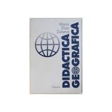 DIDACTICA GEOGRAFICA de MARIA ELIZA DULAMA , 1996