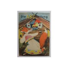 DIE ABC ZEITUNG , HEFT 11 . JAHRGANG 1960
