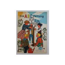 DIE ABC ZEITUNG , HEFT 3 ,  JAHRGANG 1961