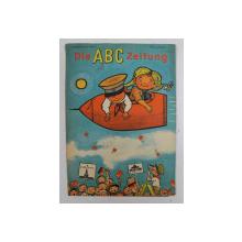 DIE ABC ZEITUNG , HEFT 5  ,  JAHRGANG 1962