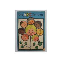 DIE ABC ZEITUNG , HEFT 5  . JAHRGANG 1963