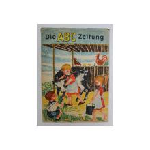DIE ABC ZEITUNG , HEFT 6  ,  JAHRGANG 1962