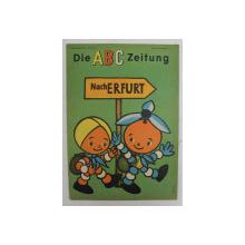 DIE ABC ZEITUNG , HEFT 7 / 8 , . JAHRGANG 1961
