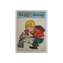 DIE ABC ZEITUNG , HEFT 9 . JAHRGANG 1960