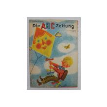 DIE ABC ZEITUNG , HEFT 9 , JAHRGANG 1961
