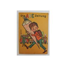 DIE ABC ZEITUNG , HEFT 9  . JAHRGANG 1962