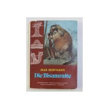 DIE BISAMRATTE von MAX HOFFMANN , 1958