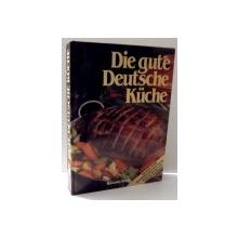 DIE GUTE DEUTSCHE KUCHE von MAX INZINGER, 1983