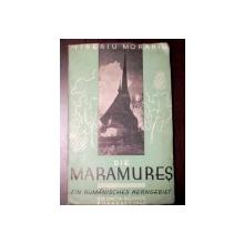 Die Maramures  Tiberiu Morariu , Bucuresti 1942