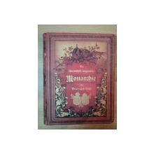 DIE OSTERREICHISCH-UNGARISCHE MONARCHIE IN WORT UND BILD ,WIEN ,1887
