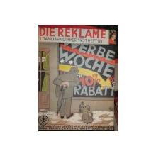 DIE REKLAME -(RECLAMA ) 1931