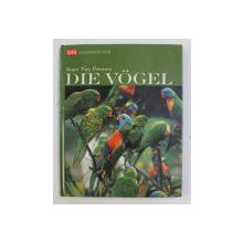 DIE VOGEL ( PASARI ) von ROGER TORY PETERSON , 1968