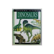 DINOSAURS , FROM ALLOSAURUS TO TYRANNOSAURUS by GERRIE MCCALL , 2005