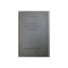 DISCURS ASUPRA CONCEPTULUI DE FILOSOFIE A FILOSOFIEI de I. BRUCAR , EDITIE INTERBELICA
