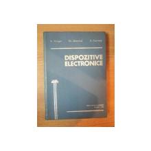 DISPOZITIVE ELECTRONICE de R. PIRNGER ... S. CSERVENY , 1976