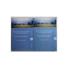 DIVERSITATEA FITOSOCIOLOGICA A VEGETATIEI ROMANIEI , VOLUMELE I - II , editor TOADER CHIFU , 2014