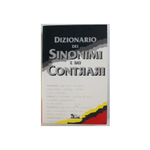 DIZIONARIO DEI SINONIMI E DEI CONTRARI di LAURA PEZZI , 1999