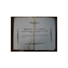 Dobrotesti, Diploma Domneasca pentru Ivan Diaconu, 1845