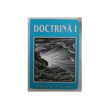 DOCTRINA I , GHID DE STUDIU *LIPSA PAGINA DE TITLU
