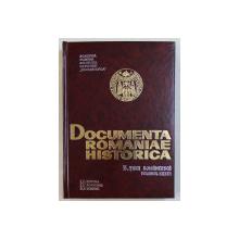 DOCUMENTA ROMANIAE HISTORICA   - B. TARA ROMANEASCA  , VOLUMUL XXXVI  ( 1651 ) , volum intocmit de OANA RIZESCU...MARCEL  - DUMITRU CIUCA  , 2006