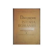 DOCUMENTE PRIVIND ISTORIA ROMANIEI  VOL.III, COLECTIA EUDOXIU DE HURMUZAKI , BUC. 1967