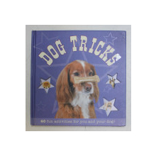 DOG TRICKS  - 40 FUN ACTIVITIES FOR YOU AND YOUR DOG ! by SELINA GIBSONE and JENNY PALSER , 2009