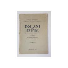 DOI ANI DE LUPTA IMPOTRIVA EREZIILOR ECONOMICE de VIRGIL PETRESCU , 1934 , DEDICATIE *
